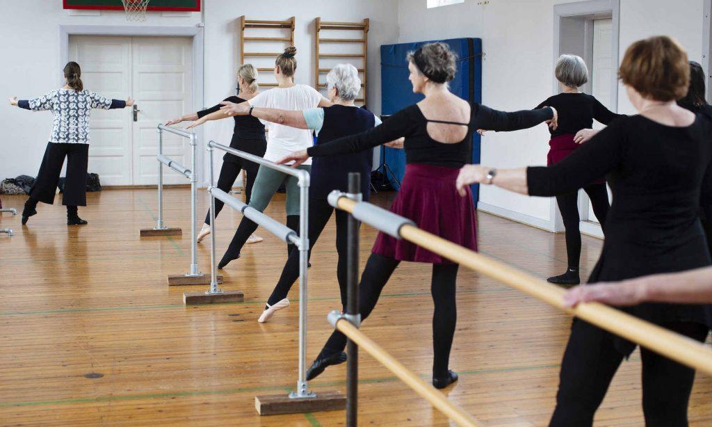 BalletFitness.dk - styrk din krop, lev mere og bedre